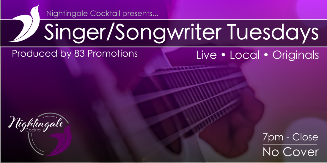Singer/Songwriter Tuesdays